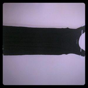 Black Midi Cotton 👗